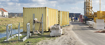 Onsite Storage Containers in Oklahoma City OK Storage Containers